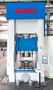 Straight Side Hydraulic Press