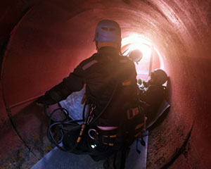 Confined Space Entry Image